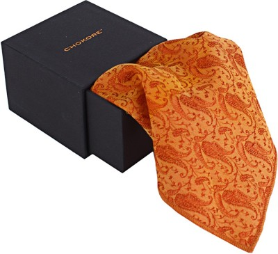 Chokore Woven Silk Brocade Pocket Square