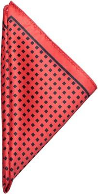 Espana Printed Microfibre Pocket Square