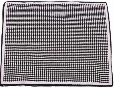 Tossido Checkered Microfibre Pocket Square