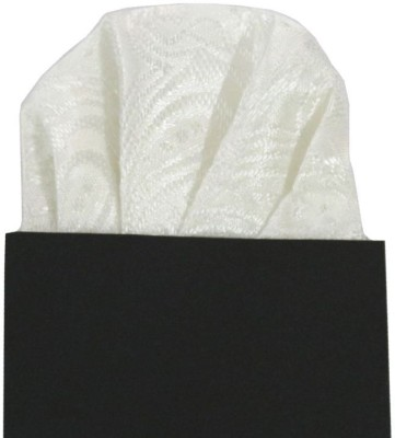Classique Printed Microfibre Pocket Square
