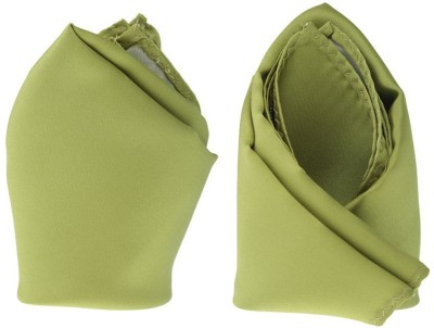 Mivera Solid Satin Pocket Square
