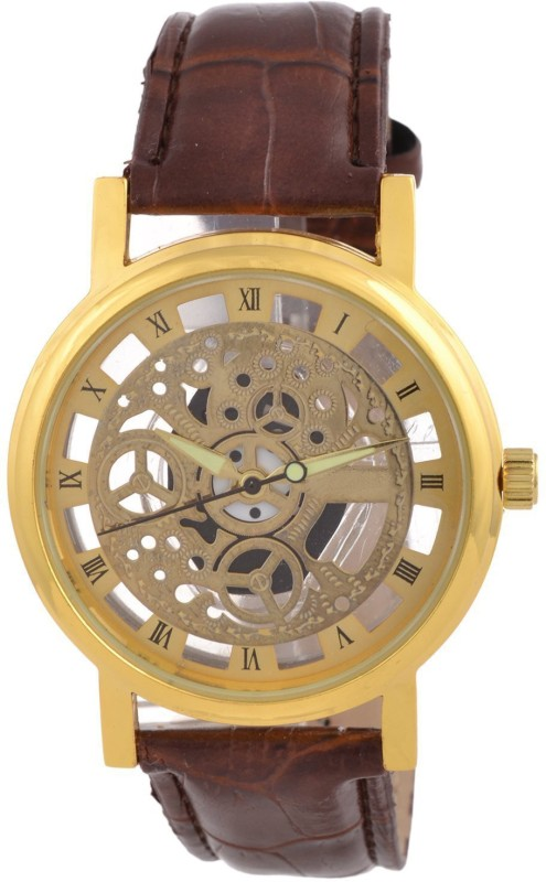 Reiz Analog Transparent Dial Wrist Watch(NA)