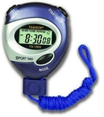 Goodbuy Stop Watch digital(Blac, Blue)