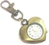 Kairos Designer Antique Heart Keychain A...