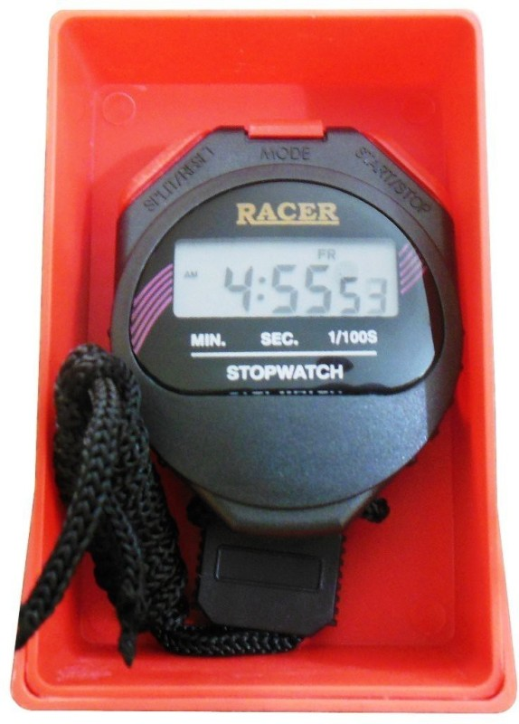 Pia International DIGIAL Pocket Watch(Black)