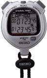 Seiko Digital Pocket Watch (Grey, Black)