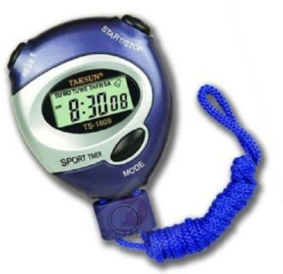 Divinext LCD Pocket Stop Watch(Blue)
