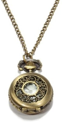 Picket Fence Grape PW035 Bronze Alloy Pocket Watch Chain
