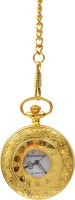 Bromstad Antique 1005GW I P Gold Plating Metal Pocket Watch Chain( )