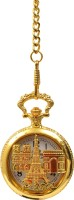Bromstad Antique 1001GW I P Gold Plating Metal Pocket Watch Chain( )