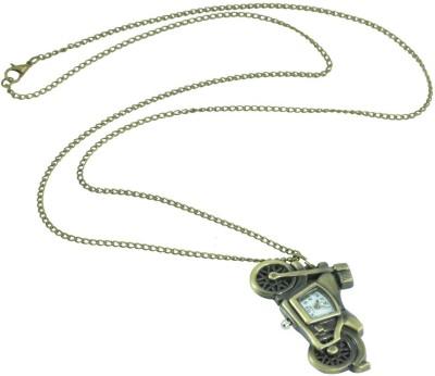 Diovanni Gun Shape AF_LW_MSG_2 NA Alloy Pocket Watch Chain( )