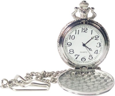 IndiSmack Old Fashion BPW-01 Chrome Plated Alloy Pocket Watch Chain