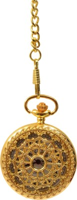Bromstad Antique 1004GW I P Gold Plating Metal Pocket Watch Chain( )