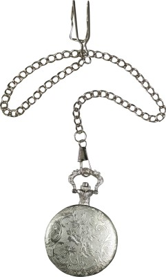 Posh Designer Silver CHAIN3 Chrome-plated Stainless Steel Pocket Watch Chain( )