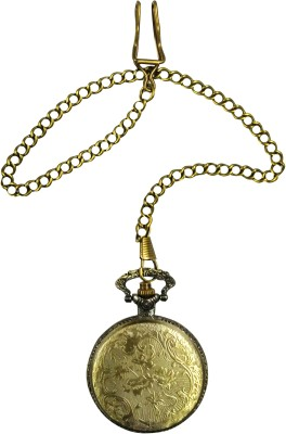 Posh Designer Bronze CHAIN5 Chrome-plated Stainless Steel Pocket Watch Chain( )