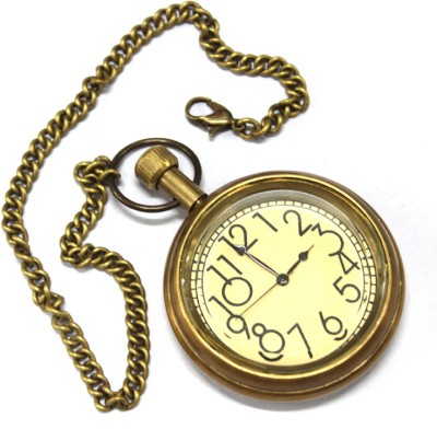 Artondoor ANH-1601 Antique Finish Brass Pocket Watch Chain( )