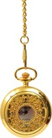 Bromstad Antique 1003GW I P Gold Plating Metal Pocket Watch Chain( )