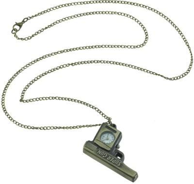 Diovanni Bike Shape AF_LW_MBF_2 NA Alloy Pocket Watch Chain( )