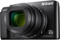 Nikon A900 Point and Shoot Camera(Black 20 MP)