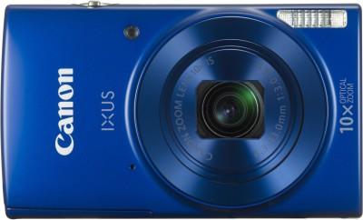 Canon IXUS 190 Point and Shoot Camera(Blue 20 MP)