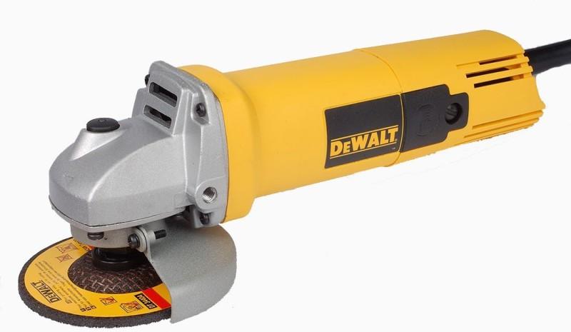 Dewalt DW801 Angle Grinder Metal Polisher(4 inch)