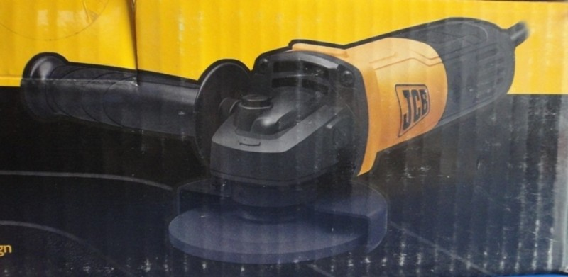 JCB 850w Angle Grinder AG100B Metal Polisher(4 inch)