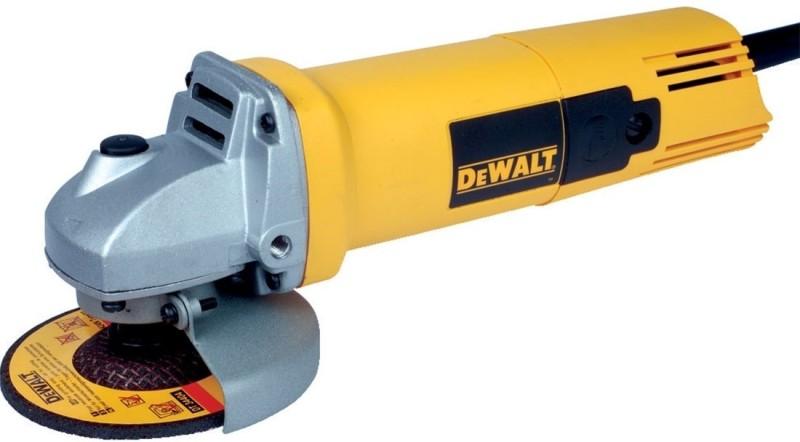 Dewalt DW810 Angle Grinder Metal Polisher(4 inch)