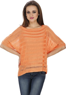 Svt Ada Collections Knitted Fabric Poncho
