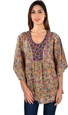 Striyah Couture Cotton Poncho