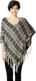 People Woven Poncho