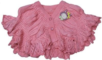 Habooz Wool Poncho