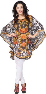 7 Colors Lifestyle Georgette Poncho