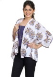 Aarohee Cotton Poncho