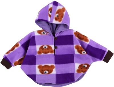 Snuggles Fleece Poncho