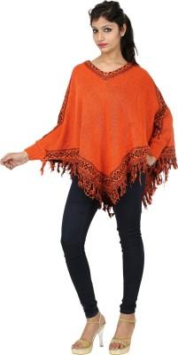 SHOPPERCHOICE Wool Poncho