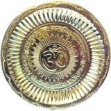Divine Temples Brass Pooja & Thali Set (...