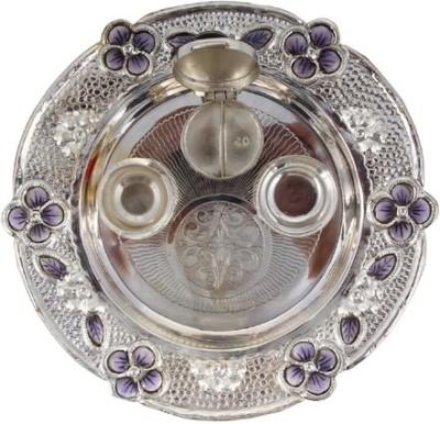 Sogani Silver Pooja & Thali Set