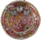Sukkhi Steel Pooja & Thali Set (4 Pieces...