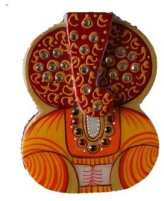 TRENDZ MART GLOBAL Marble Pooja & Thali Set(1 Pieces, Multicolor)