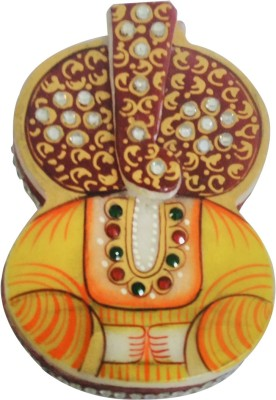 Toygully Marble Pooja & Thali Set