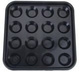 JBB plastic pool ball tray-16 balls Pool...