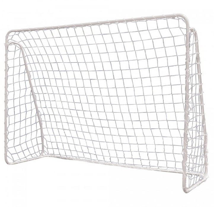 Vinex Plastic Pop-up Goal and Target(White Football)