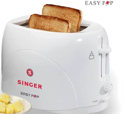 Singer Easy Pop 750 W Pop Up Toaster