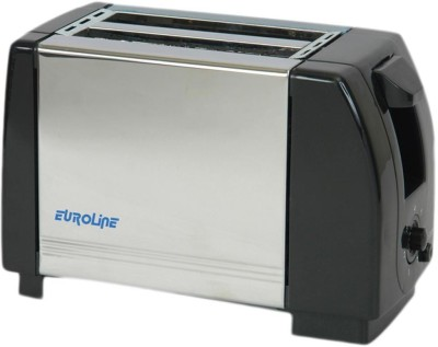 Euroline EL-840 450 W Pop Up Toaster(Multicolor)