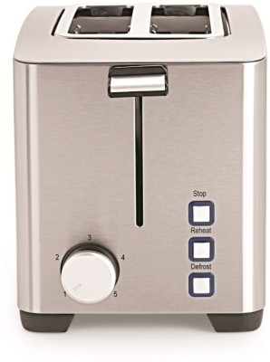 Chef Pro CPT543 850 W Pop Up Toaster(Silver)