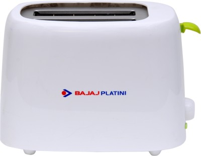 Bajaj Platini Px 34t 700 W Pop Up Toaster(White)