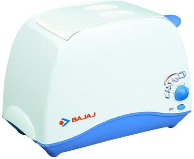 Bajaj Easypop 750 W Pop Up Toaster(White, Blue)