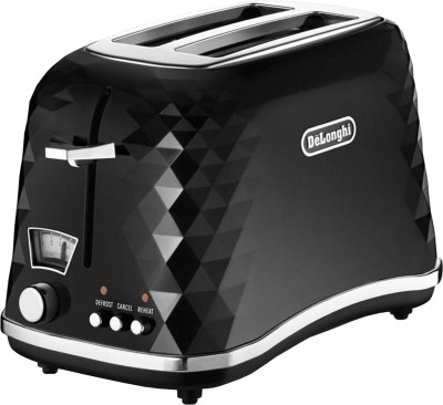 Delonghi 900 W Pop Up Toaster
