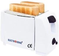 Electrosense EST-2001 750 W Pop Up Toaster(White)
