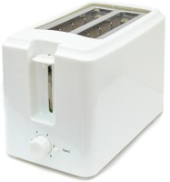 Tangerine White 2-Slice 750 W Pop Up Toaster(White)